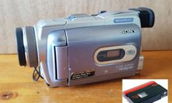 Good working condition used Sony MiniDV Tape