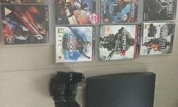 Games are Call of Duty WM3 Call of Duty Black ops 2