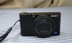 used RX100 mk1 Sony camera for sale Genuine power cable