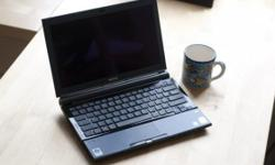 Decluttering Exercise. Ultra-light Sony VAIO 11""