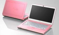 BRAND : SONY MODEL : VAIO CA15 (LIGHT PINK)