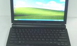 Sony VAIO VGN-TZ16GN - Intel Core 2 Duo U7500 1.06GHz -