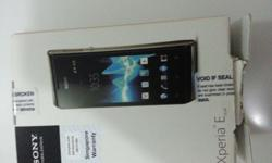 Selling of Sony experia @ $140. Interested, pls