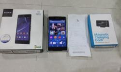 Sony Xperia Z2, 4G, LTE Phone is in perfect working
