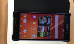 Sony Xperia Z2 - purple SGD $800 Bought on 7 June 2014