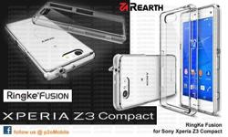Rearth Ringke Fusion Series for Sony Xperia Z3 compact