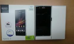 Selling very good condition Sony Xperia Z White colour