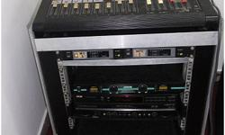USED SOUND SYSTEM WITH MIC GOOD CONDITION