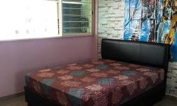 Spacious common room rental at Jurong West st 42 Blk