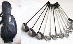 ~~~SpaLDInG ComposiTe GoLF (RH)SeT wiF PreCePt Bag