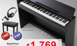 Retail Price: $2,250 I Special Promotion (Authorized
