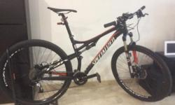 Specialized 2014 Epic Mountain Bike Large Used less