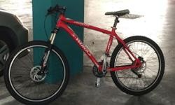 Great condition MTB. Comes with - Magura MT4 with 180mm