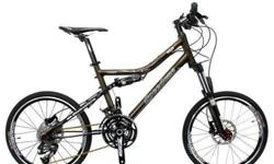 Speedone SOR SRAM X7 Mini Velo Bike S$2900 (For direct