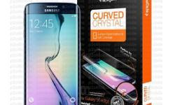 Spigen Curved Crystal Screen Protector for Samsung