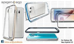Spigen Neo Hybrid CC Series for Samsung Galaxy S6