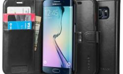 Spigen Wallet S Series for Samsung Galaxy S6 Edge