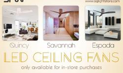 SPIN a state-of-the-art ceiling fan design is with us