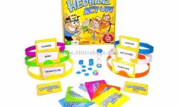 Spin Master Games - Hedbanz Act Up MX Age: 8+ Price: 28