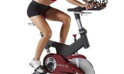 Sole Fitness SB700 exercise / spinning bicycle for