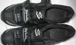 Spiuk bicycle shoes for mountain bike pedal with SPD