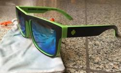 FOR SALE: Spy+ Brostock Limited Edition sunglasses -