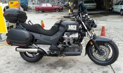 FN plate ST1100 mod to naked streetfighter style. Coe