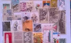 Stamps lot mixed for sale