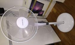 Stand fan , Nikai, 3 power levels, swivel