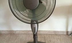 Rowenta stand fan. Good condition. Proper working