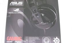 Hi all,   Im selling Steelseries Siberia Full-size