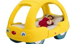 Step2 Cruise and Snooze Toddler Bed Will throw in the