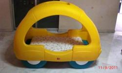 "Step 2 Car Bed for sale, in good condition, size L62"" x"