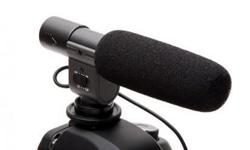 Main Features: This Stereo microphone is delicate,