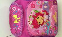 Strawberry Shortcake School Bag for sale! Used. Only