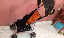 Jeep branded stroller in very good condition. It has
