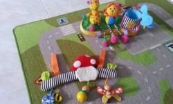 Stroller Toys at $8.