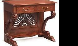 Features: 2 Drawer Study Desk Contemporary design