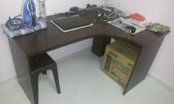 Moving Out Sale! Study Table in Good Condition.