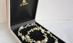 Stunning Fresh Water Pearl Necklaces La-Richie