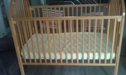 Good quality, pre-loved baby/toddler cot for sale.