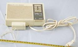 SUPER CHEAP PRICE ELECTRONIC CLOCK RADIO PHILIP D3140