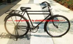 ~~~ SuPer OLD VinTaGE GRANDPa�s CLaSSiC RaLeigh BiCYCLe