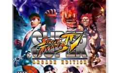 Super Street Fighter IV Arcade Edition - PS3 game In