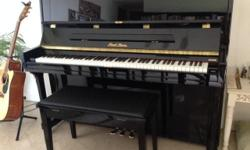 A superb Piano from Cristofori Pearl River UP-11M2 EP.