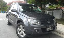Best Condition Grand Vitara. Family 2nd Car. Agent