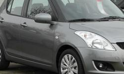 Cheap Sedan CAR FOR RENTAL 2009 SUZUKI SWIFT 1.3A 5