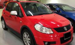 Sporty Suzuki SX4 in very good condition! Call us at