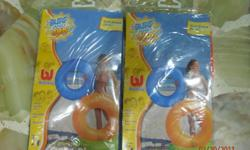 Selling swimming ring at $1 each. Diameter of 30 inches