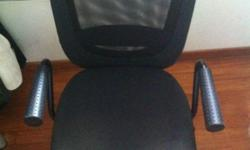 - You sit comfortably since the chair is adjustable in
